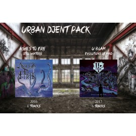 URBAN DJENT PACK'S  -  2 Digipack