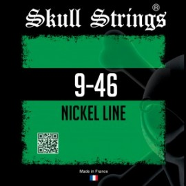 Skull Strings Nickel line standard 9-46