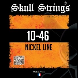 Skull Strings Nickel line standard 10-46