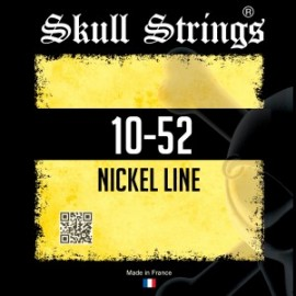 Skull Strings Nickel line standard 10-52