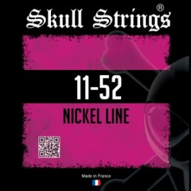 Skull Strings Nickel line standard 11-52