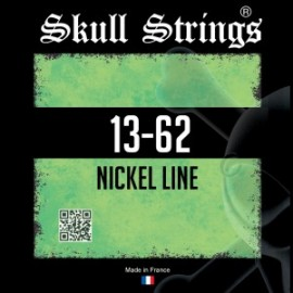 Skull Strings Nickel line standard 13-62