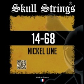 Skull Strings Nickel line standard 14-68