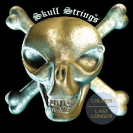Skull Strings Bass 5 cordes 45/135