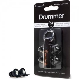 Crescendo Drummer Ear Plugs