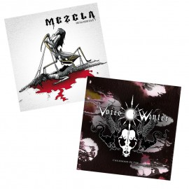 "PACK Death Metal 2 CD ""Mezcla + Voice of Winter"""