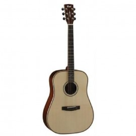 GUITARE CORT AS E5 NATUREL BRILLANT