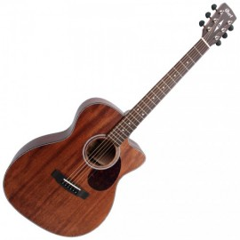 CORT GUITARE ACAJOU OPEN PORE