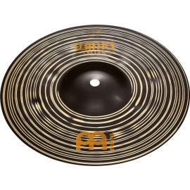 "SPLASH MEINL C.CUSTOM 10"" DARK"