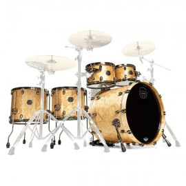 MAPEX SATURN V 5 FUTS NATURAL MAPLE BURL