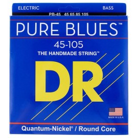 JEU BASSE DR PURE BLUES 4C 45-100