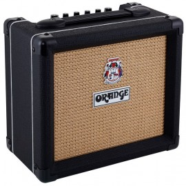 "Combo Crush 12W, HP 6"", 1 canal overdrive, noir"