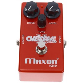 MAXON Overdrive Extreme OD-808 X