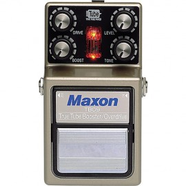MAXON True Tube Booster/Overdrive TBO-9