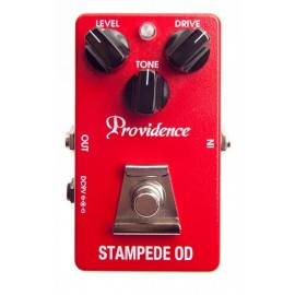 PROVIDENCE PEDALE OVERDRIVE NATUREL
