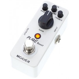 MOOER PEDALE BOOST 20 DB