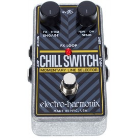 ELECTRO HARMONIX PEDALE D'EFFET Chillswitch
