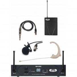 CAD AUDIO SYSTEME SANS FIL HF IN-EAR