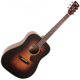 GUITARE CORT ELECTRO ACOUSTIQUE SUNBURST