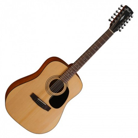 GUITARE CORT OPEN PORE 12 CORDES
