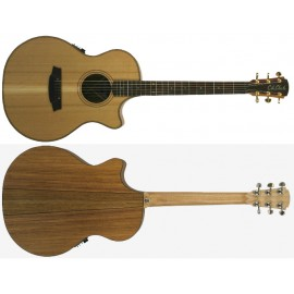 COLE CLARK GUITARE ELECTRO ACOUSTIQUE ANGEL 2