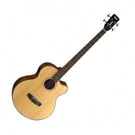 CORT BASSE ELECTRO ACOUSTIQUE NATUREL
