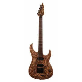CORT GUITARE SERIE X Naturel