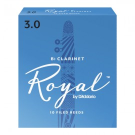 D'ADDARIO ANCHES ROYAL POUR CLARINETTE FORCE 3.0