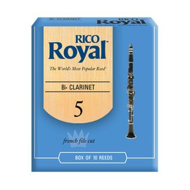 D'ADDARIO ANCHES ROYAL POUR CLARINETTE FORCE 5.0