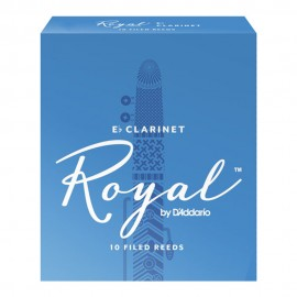 D'ADDARIO ANCHES ROYAL POUR CLARINETTE MIB FORCE 1.5