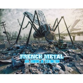 FRENCH METAL - AUX CONFINS DE L'EXTINCTION