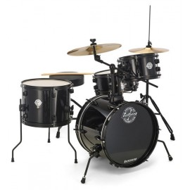 LUDWIG BATTERIE 4 FUTS POCKET BLACK SPARKLE