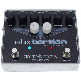 ELECTRO HARMONIX TORTION JFET OVERDRIVE
